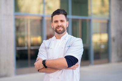 Executive Chef Michael Riddell leads the culinary team at the San Jose McEnery Convention Center and the family of San Jose Theaters