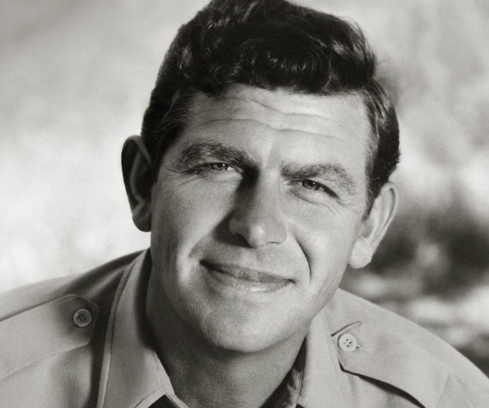 PM9208 Andy Griffith, The Andy Griffith Show circa 1961 File Reference # 31537_034, biggest male icon