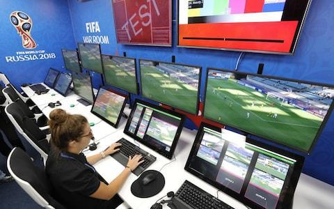 'What is VAR - and what does it stand for? The Video Assistant Referee system, known as VAR, is football's first use of video technology to reach more correct decisions. The system was trialled in the FA and Carabao Cups last season, as well as the German and Italian leagues. The system has already been used in the World Cup group stage to correct and clarify decisions, including Diego Costa's first goal against Portugal, France's penalty against Australia as well as Sweden's penalty against South Korea. Is it being used at the World Cup? Yes, following the unanimous approval of the International Football Association Board in Zurich in March, who voted to introduce the system permanently. This is the first World Cup using video replays, although goal line technology was successfully employed in Brazil four years ago. What are the rules of VAR being used? VAR only intervenes in the course of a match when the officials have made a 'clear and obvious error' in one of four key areas. Goals A close offside decision is the most common reason for VAR being consulted after a goal has been scored, but shirt-pulling and other infringements can cause goals to be chalked off. The Var room at the official World Cup broadcast center Credit: Getty Images NB. The concept of 'clear and obvious' errors does not apply to offsides. A player is either onside or offside - you cannot be a little bit pregnant. So even if a player is offside by a matter of inches, the goal will be ruled out. Penalties The most subjective and arguably problematic area. Penalties can be awarded or rescinded using VAR if there has been a 'clear and obvious error' in the original decision. Straight red cards Violent conduct and dangerous tackles can be penalised using VAR. Second-yellow cards cannot. Mistaken identity If the referee sends off the wrong player, such as the famous incident with Kieran Gibbs and Alex Oxlade-Chamberlain in Arsenal's 6-0 drubbing at Chelsea in 2014, that injustice can be repaired. T