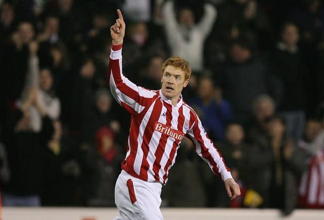 Dave Kitson played for Stoke, Reading and Portsmouth among others (Dave Thompson/PA)