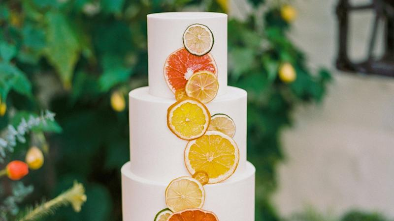 Non-Floral Wedding Cake Accents That Will Enhance the Style of Any Confection