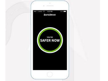 A smart car gadget offering several safety features and called 'SafeDrive' has been launched in Kerala