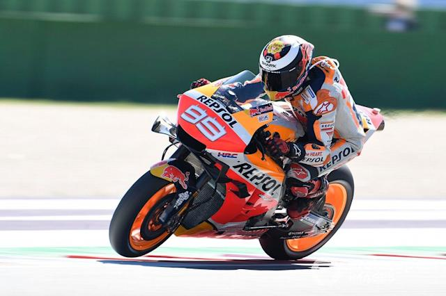 "Jorge Lorenzo, Repsol Honda Team <span class=""copyright"">Gold and Goose / Motorsport Images</span>"