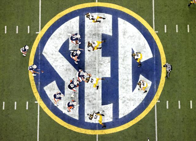 SEC to continue eight-game conference schedule