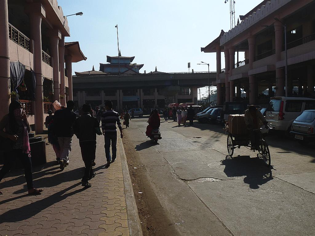 Khwairamband Bazaar in Imphal, Manipur. Ima Market, also known as Ima Keithel or Nupi Keithel, is Asia's second-largest women's-only market.