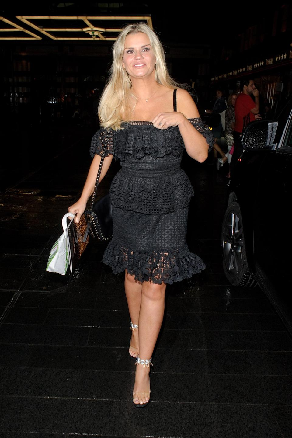 Kerry Katona (Credit: GORC/GC Images)