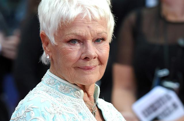 "<p>Similar to Streep, Dame Judi Dench — who has worked with Weinstein on films such as <em>Shakespeare in Love</em> and <em>My Week With Marilyn</em> — is also claiming she was not aware of his behavior behind closed doors. ""Whilst there is no doubt that Harvey Weinstein has helped and championed by film career for the past twenty years,"" she tells <em>The Sun</em>. ""I was <a href=""https://twitter.com/SimonBoyle87/status/917418571462053888/photo/1"" rel=""nofollow noopener"" target=""_blank"" data-ylk=""slk:completely unaware"" class=""link rapid-noclick-resp"">completely unaware</a> of these offenses which are, of course, horrifying and I offer my sympathy to those who have suffered, and wholehearted support to those who have spoken out."" (Photo: Anthony Harvey/WireImage) </p>"