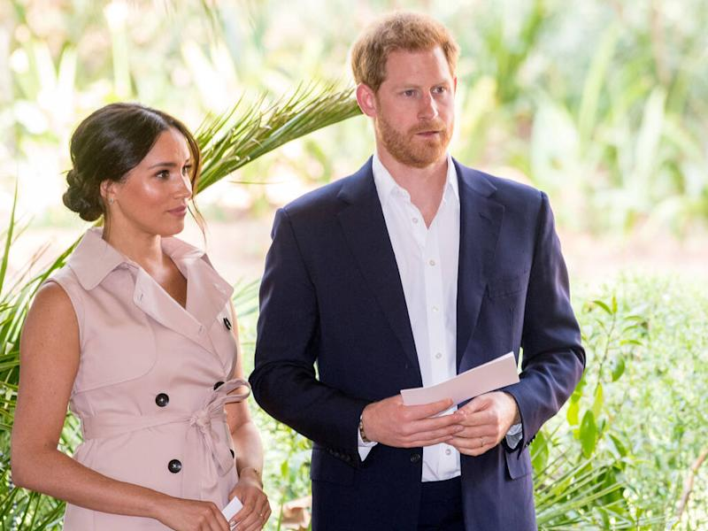 Producers unlikely to cover Duke and Duchess of Sussex drama on The Crown