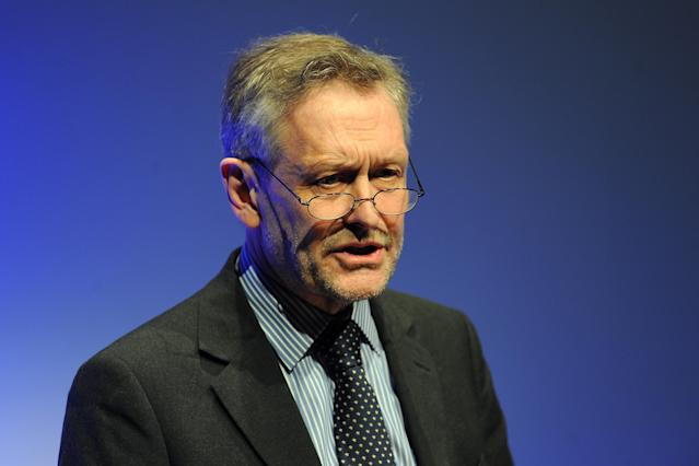 Sir Peter Soulsby has slammed government communication over Leicester's coronavirus outbreak as 'intensely frustrating'. (Joe Giddens/PA Images via Getty Images)