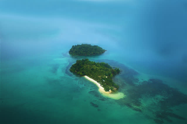 Song Saa Private Island, Cambodia - Song Saa describes itself as Asia's first environmentally-planned resort island, meaning painstaking care has been taken to protect island and marine life, while ensuring world-class accommodation.