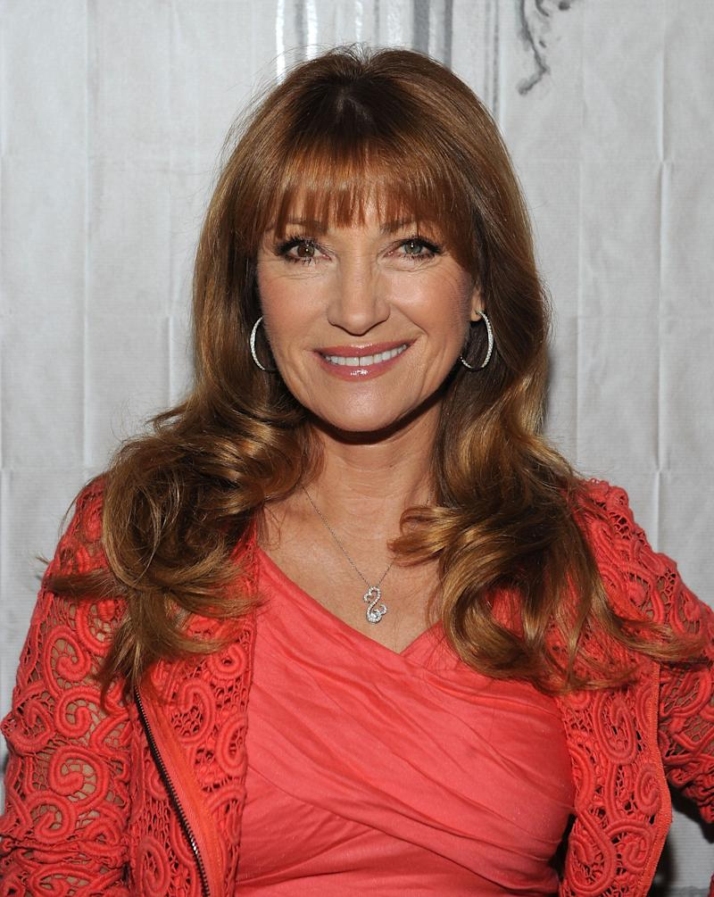 "<a href=""http://blogs.babycenter.com/celebrities/jane-seymour-miscarried-on-live-tv/"">Jane Seymour told ""Entertainment Tonight""</a> in 2007 that she had once suffered a miscarriage at work.<br /><br />""I actually lost a pregnancy live on television, announcing the Rose Parade, but nobody knew at the time,"" she said."