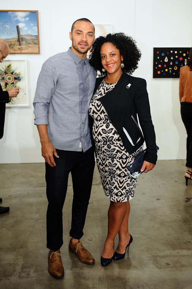 Jesse Williams and Aryn Drake-Lee Divorcing After Five Years of Marriage