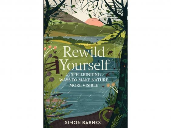 Swot up on your knowledge of nature so you can identify animals in your garden that may need your help (Waterstones)