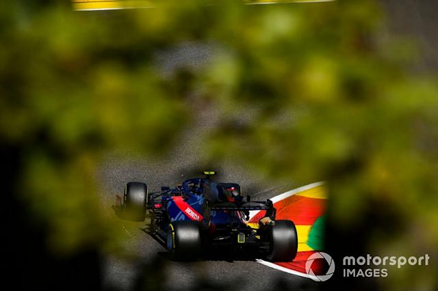 "Pierre Gasly, Toro Rosso STR14 <span class=""copyright"">Mark Sutton / Sutton Images</span>"