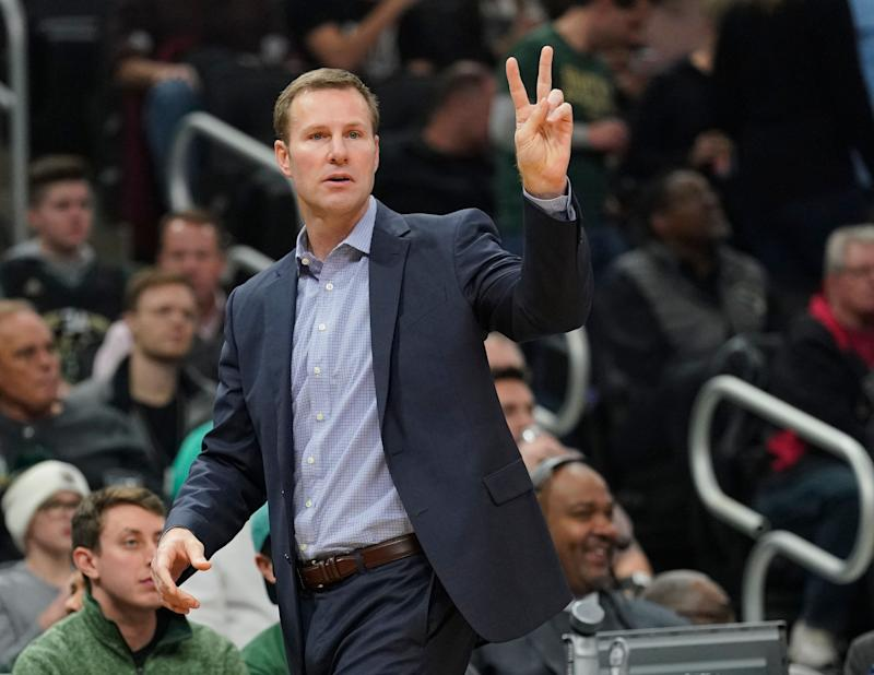 Hoiberg named new Nebraska men's basketball coach