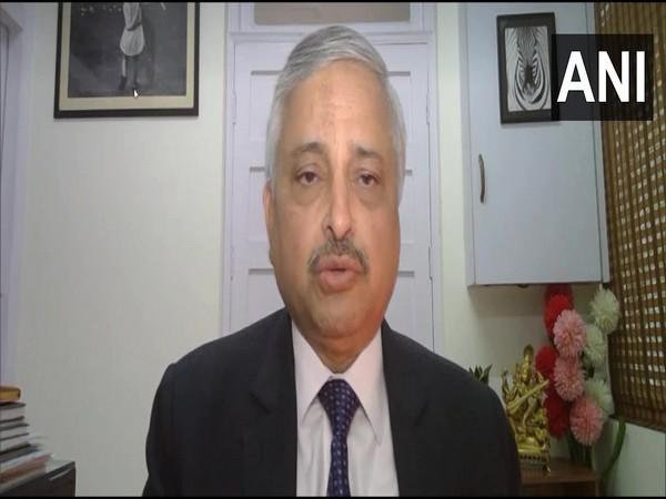 Randeep Guleria, Director, All Indian Institute of medical sciences (Photo/ANI)