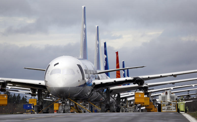 AP sources: Boeing proposes battery fix for 787s