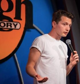 Abby Roberge's story on finding success as a comedian