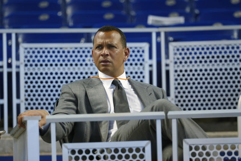 Alex Rodriguez talks Astros.