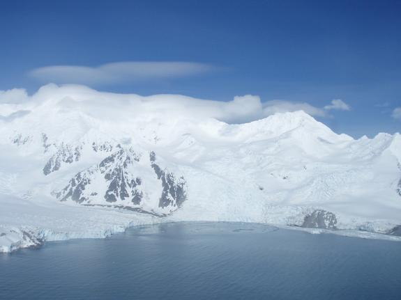 Sudden and Rapid Ice Loss Discovered in Antarctica