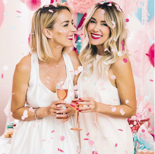 """<p>Even if you weren't a fan of """"The Hills"""" reality star Lauren Conrad, you have to admit girl knew how to rock a flowy dress. Which is why it made perfect sense when she launched her own clothing line of dreamy dresses that has now expanded to include bridal. <i>(Instagram/<a href=""""https://www.instagram.com/papercrown/"""" rel=""""nofollow noopener"""" target=""""_blank"""" data-ylk=""""slk:papercrown"""" class=""""link rapid-noclick-resp"""">papercrown</a>)</i></p>"""