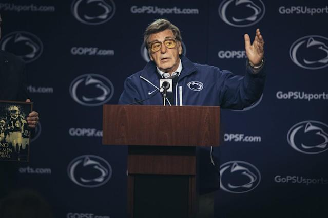 HBO announces premiere date, releases extended trailer for Joe Paterno movie