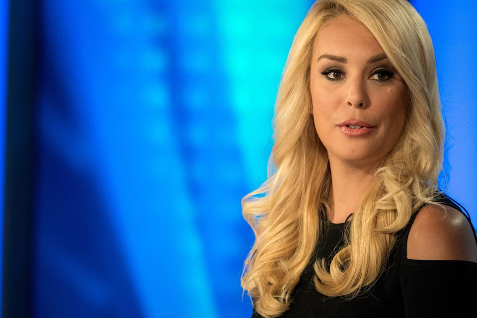Britt McHenry, a former ESPN host. (Photo: The Washington Post via Getty Images)