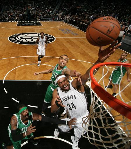 Williams, Pierce return, lead Nets over Celtics