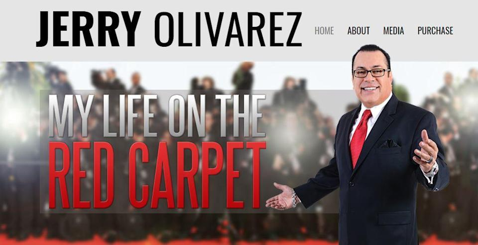 Jerry Olivarez is accused of forging cheques from Stan Lee