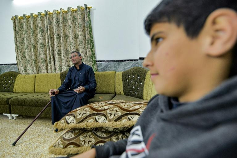 Khalil's son escaped the carnage of March 17. But more than four years later, Khalil is still waiting for compensation