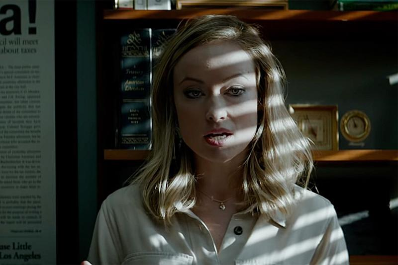 Olivia Wilde in Richard Jewell  | Warner Bros.