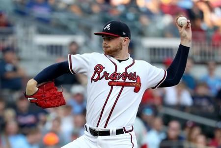 FILE PHOTO: MLB: Philadelphia Phillies at Atlanta Braves