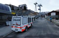 Outbreak of the coronavirus disease (COVID-19), in Zermatt