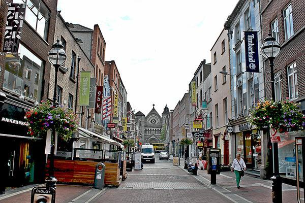 <p>No. 12: Dublin, Ireland<br>Cost of a date: $123<br>(Picture: Getty Images) </p>