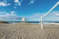<p><strong>Let's start big picture here.</strong><br> Moonlight State Beach in Encinitas is the place to be in the summer, especially during its free concert series in July and August.</p> <p><strong>Any standout features or must-sees?</strong><br> Check out the concession stand, volleyball courts, numerous picnic tables, tiki umbrellas, large restroom facility, equipment rental stand, and playground area for children.</p> <p><strong>Was it easy to get in?</strong><br> Parking is hard to come by, but once you arrive it's well worth it. Take advantage of the unofficial drop-off and pick-up point where passengers unload with beach supplies before drivers head to residential streets to score a spot—you'll see where everyone is doing it.</p> <p><strong>All said and done, what—and who—is this best for?</strong><br> Of all the San Diego beaches, this feels the most family-oriented. Parking can be a challenge so it's not a quick in-and-out destination, but worth it for a beach day with the kids.</p>