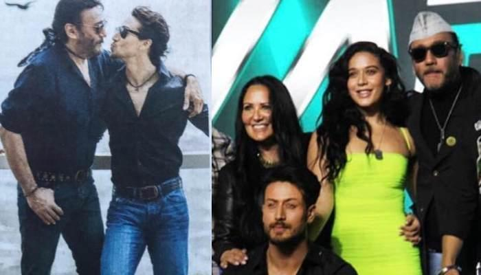 Tiger Shroff Wishes His Father, Jackie Shroff With An Unseen Throwback Picture On His 63rd Birthday