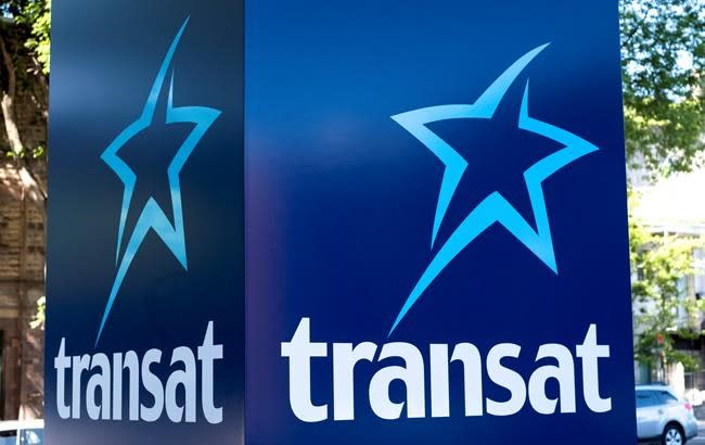 Transat confronts 'weak outlook' as stock plummets to six-year low