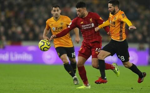Wolves and Liverpool have been relatively well matched so far - Credit: Getty Images