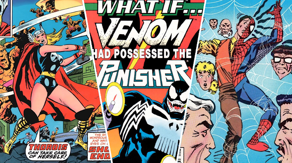 One of Marvel's weirdest comics is becoming a series (credit: Marvel)