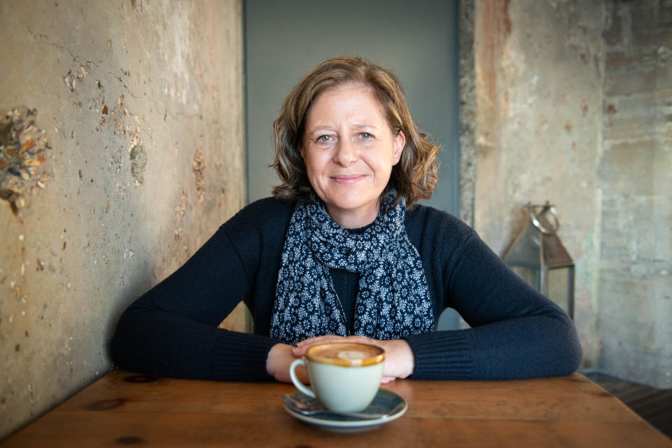 Susan Bonner founded The British Craft House in 2019 and is one of the f:Entrepreneur's #ialso100 campaign