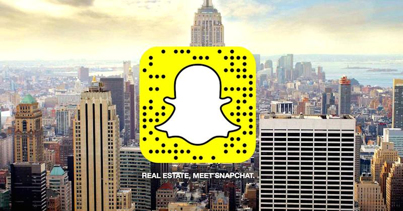 The real estate agents selling $6 million NYC apartments via Snapchat