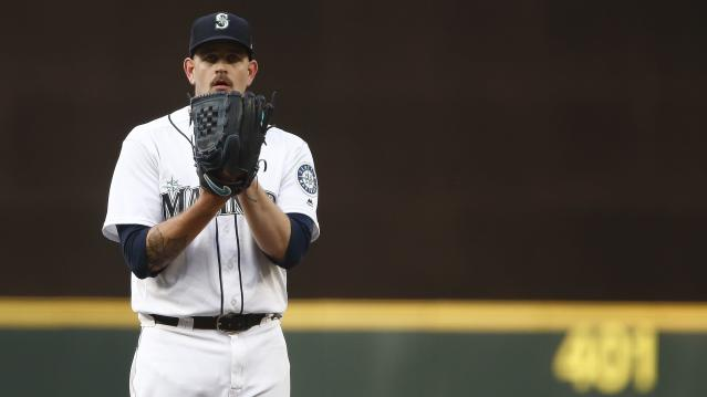 The Yankees' trade for Mariners ace James Paxton. (Getty Images)