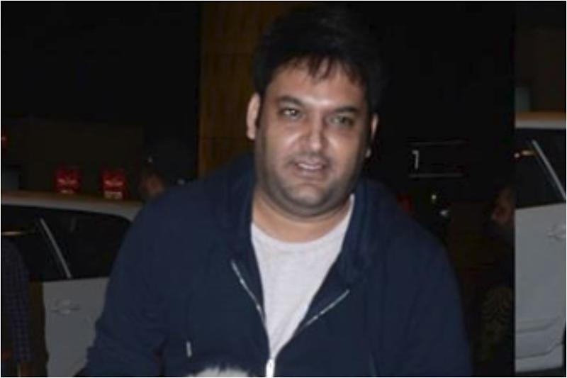 Kapil Sharma Looks Unrecognizable in His Latest Public Appearance, Photos Go Viral