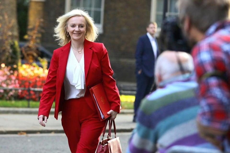 International Trade Secretary Liz Truss will set out the UK's new post-Brexit trade strategy (Aaron Chown/PA) (PA Archive)