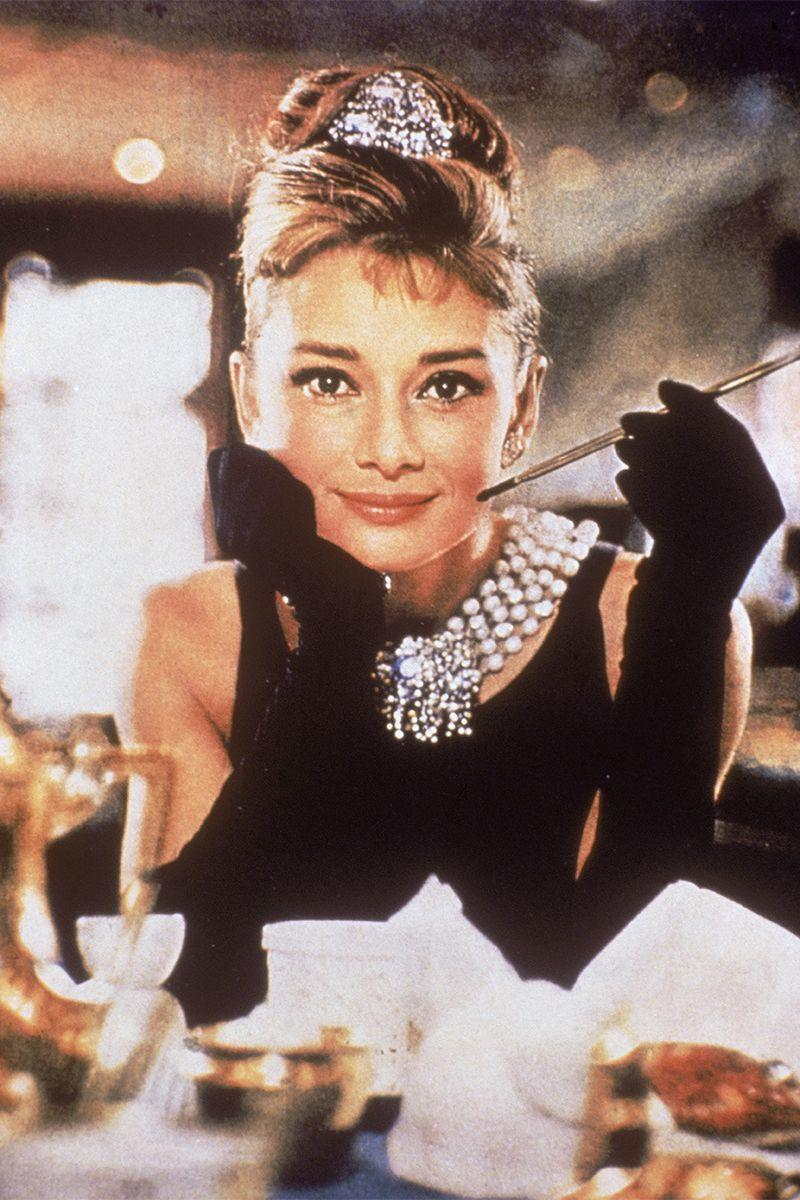 """<p>An easy, last-minute classic is always Audrey Hepburn's iconic <em>Breakfast at Tiffany's</em> look. All you need is a little black dress and some pearl and rhinestone accessories. </p><p><strong>Get the look: Lele Sadoughi </strong>14k goldplated & mother-of-pearl conch shell layered necklace, $245, <a href=""""https://go.redirectingat.com?id=74968X1596630&url=https%3A%2F%2Fwww.saksfifthavenue.com%2Fproduct%2Flele-sadoughi-14k-goldplated--amp--mother-of-pearl-conch-shell-layered-necklace-0400014182704.html%3Fdwvar_0400014182704_color%3DMOTHER%2BOF%2BPEARL&sref=https%3A%2F%2Fwww.harpersbazaar.com%2Ffashion%2Ftrends%2Fg2339%2Ffashionable-halloween-costume-ideas%2F"""" rel=""""nofollow noopener"""" target=""""_blank"""" data-ylk=""""slk:www.saksfifthavenue.com"""" class=""""link rapid-noclick-resp"""">www.saksfifthavenue.com</a>. </p><p><a class=""""link rapid-noclick-resp"""" href=""""https://go.redirectingat.com?id=74968X1596630&url=https%3A%2F%2Fwww.saksfifthavenue.com%2Fproduct%2Flele-sadoughi-14k-goldplated--amp--mother-of-pearl-conch-shell-layered-necklace-0400014182704.html%3Fdwvar_0400014182704_color%3DMOTHER%2BOF%2BPEARL&sref=https%3A%2F%2Fwww.harpersbazaar.com%2Ffashion%2Ftrends%2Fg2339%2Ffashionable-halloween-costume-ideas%2F"""" rel=""""nofollow noopener"""" target=""""_blank"""" data-ylk=""""slk:SHOP"""">SHOP</a> </p>"""