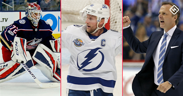 Not surprisingly, the first-overall Tampa Bay Lightning have many candidates for NHL awards one-quarter of the way through the season.