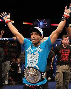 Jose Aldo's win last week was impressive, but is he really one of the world's best fighters?