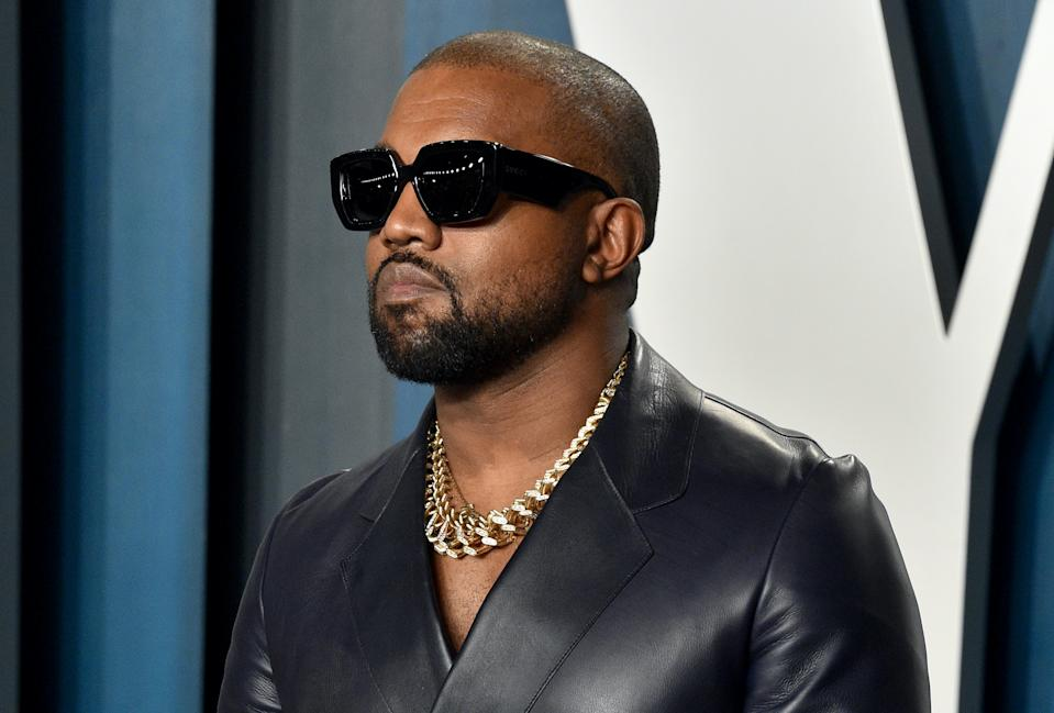 Kanye West (Getty Images)