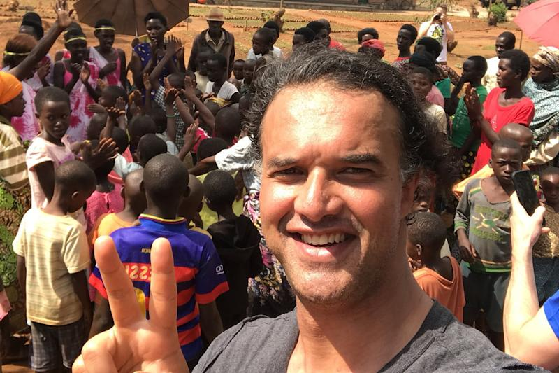 paxfuls formerly homeless founder wants to give back with bitcoin ray and rwanda school crp