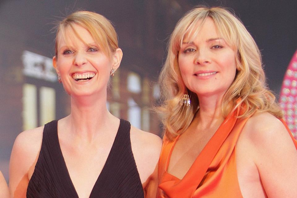 <p>Cynthia Nixon of Sex In the City fame narrates ShortsTV's Oscar hopeful</p> (Getty Images)